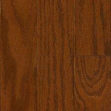"LockSolid American 4.75"" Oak Hardwood Flooring in Old Bronze"