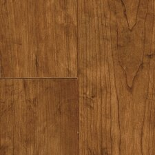 "Revolutions™ Plank 5"" x 51"" x 8mm Heritage Cherry Laminate in Saddle"