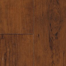 "Revolutions™ Plank 5"" x 51"" x 8mm Heritage Cherry Laminate in Tanned Hide"