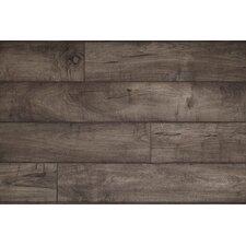 "Restoration™ Wide Plank 8"" x 51"" x 12mm Maple Laminate in Mist"