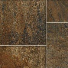 "Revolutions™ Tile 16"" x 51"" x 8mm Mojave Slate Laminate in Oasis"