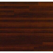 "Revolutions™ Plank Diamond Bay 5"" x 51"" x 12mm Kingston Mahogany Laminate in Caribbean Sunrise"