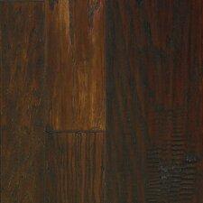 "Marrakech Wide Plank 5"" Hickory Hardwood Flooring in Peppercorn"