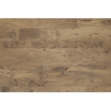 "Antigua 7"" Solid Shiranga Hardwood Flooring in Sediment"