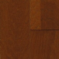 "LockSolid American 4-3/4"" Hickory Hardwood Flooring in Russet"