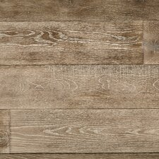 "Antigua 7"" White Oak Hardwood Flooring in Linen"