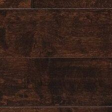 "Castle Rock 5"" Birch Hardwood Flooring in Espresso"