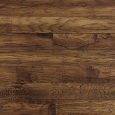 "Mountain View 5"" Hickory Hardwood Flooring in Bark"
