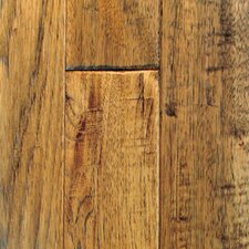 "Knob Creek 4"" Solid Hickory Hardwood Flooring in Saddle"