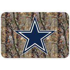 NFL Dallas Cowboys Camouflage Doormat