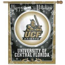 "NCAA ""Happy Holidays"" Flag"