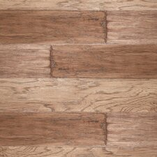 "River Ranch 5"" Engineered Hickory Hardwood Flooring in Barley"