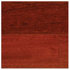Kendall Exotics Random Width Engineered Brazilian Cherry Hardwood Flooring in Natural