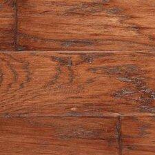 "Gevaldo 5"" Engineered Hickory Hardwood Flooring in Tobacco"