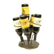 Xiafeng 5 Bottle Tabletop Wine Rack