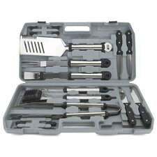 Tool Set with Knives (Set of 18)