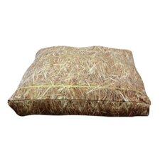 Rectangle Hay Dog Pillow
