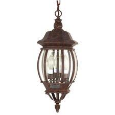 Central Park 3 Light Hanging Lantern