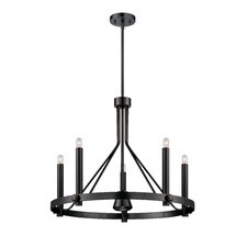 Telegraph 6 Light Mini Chandelier