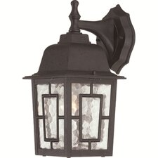 Banyon 1 Light Wall Lantern