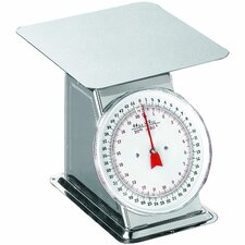 44 lbs Flat Top Dial Scale