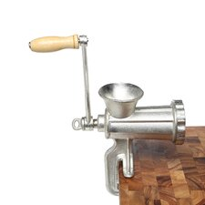 Manual Number 8 Meat Grinder and Sausage Stuffer