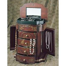 Ruby Jewelry Box