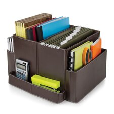 Essentials Folding Desk Organizer