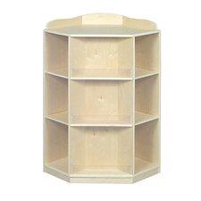 "Corner 44"" Bookcase"
