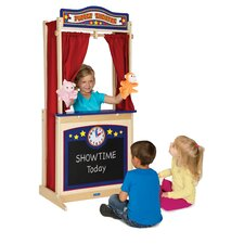 Dramatic Play Floor Theater