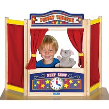 Dramatic Play Tabletop Theater (Set of 2)