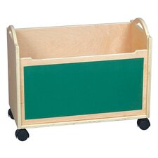 Block Toy Box
