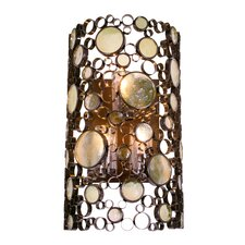 Fascination 3 Light Wall Lantern