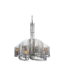 Spikotic 6 Light Chandelier