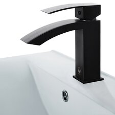 Satro Single Lever Matte Faucet