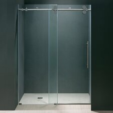 Frameless Sliding Shower Door