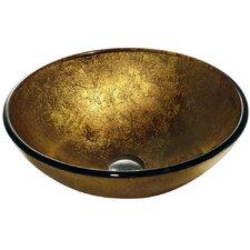 Liquid Gold Bathroom Sink