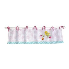 "Love Bird 60"" Curtain Valance"