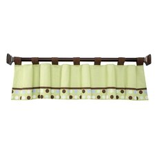 Jungle Pals Curtain Valance
