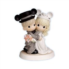 Walt Disney 'Magically Ever After' Wedding Figurine