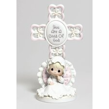 You Are a Child of God Girl Figurine