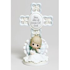 You Are a Child of God Boy Figurine