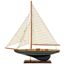 Small Sail Boat Model