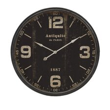 """Oversized 38.5"""" Robertson Wall Clock"""