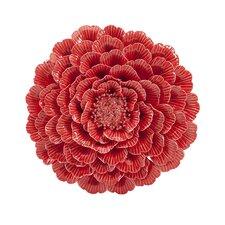 Kastania Porcelain Flower Wall Décor