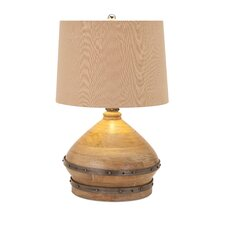"""Stein 16"""" H Table Lamp with Empire Shade"""