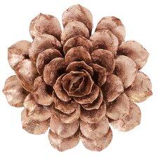 Leaola Porcelain Flower Wall Décor