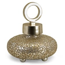 CK Round Myriad Lidded Decorative Urn