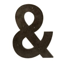 Ampersand Magnet 3.25' x 2.4' Decorative Memo Board