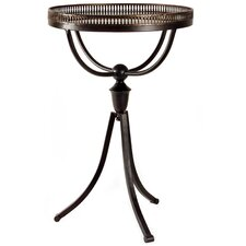 Empire Gallery End Table